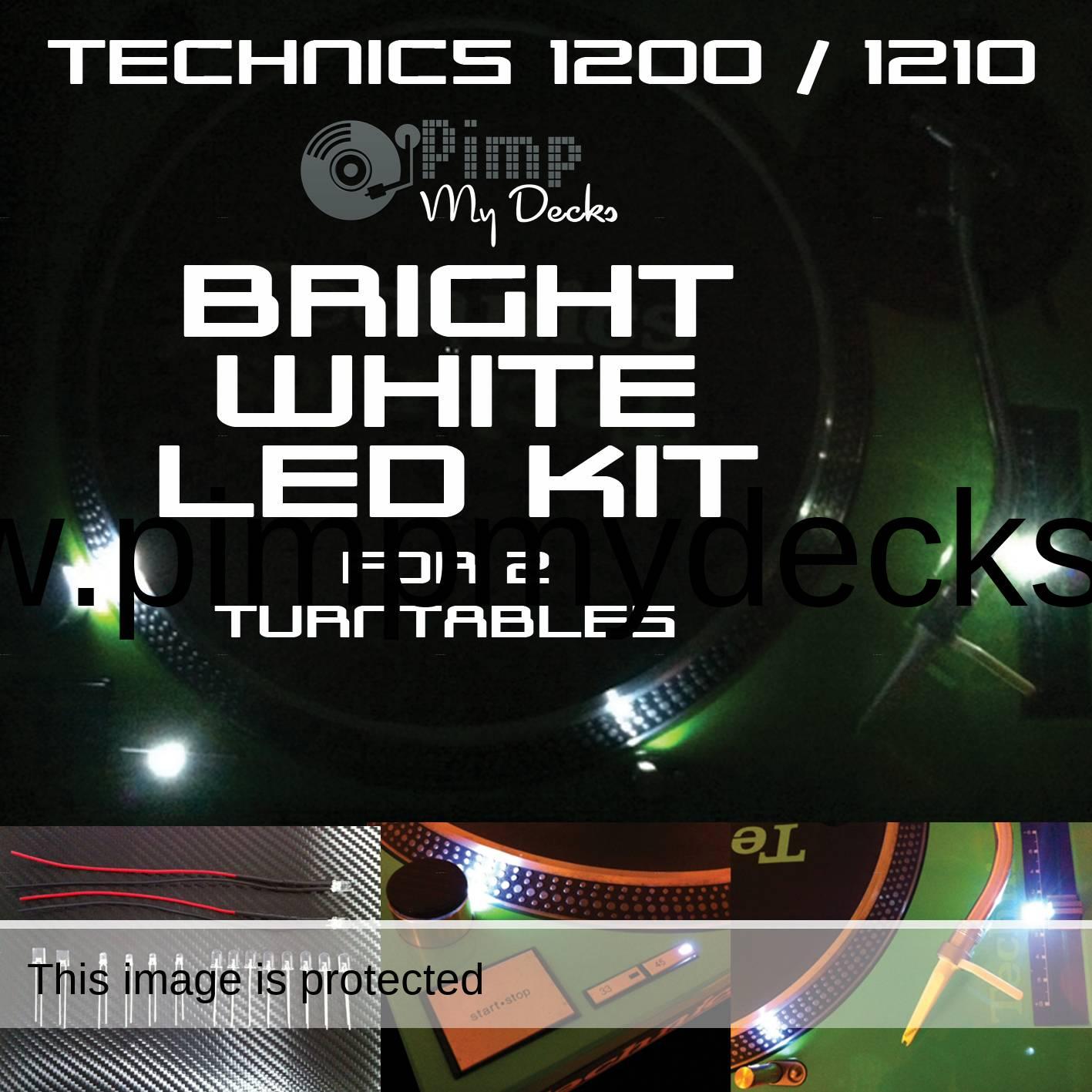 LED KIT WHITE