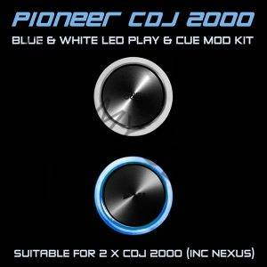 pioneer led mod kit