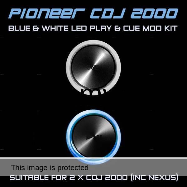 pioneer led mod kit