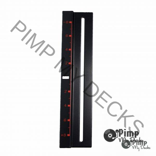repro 1200 1210 pitch trim black and red