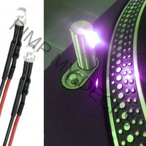 Technics UV Purple Pop Up LED