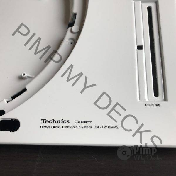 Custom Technics White