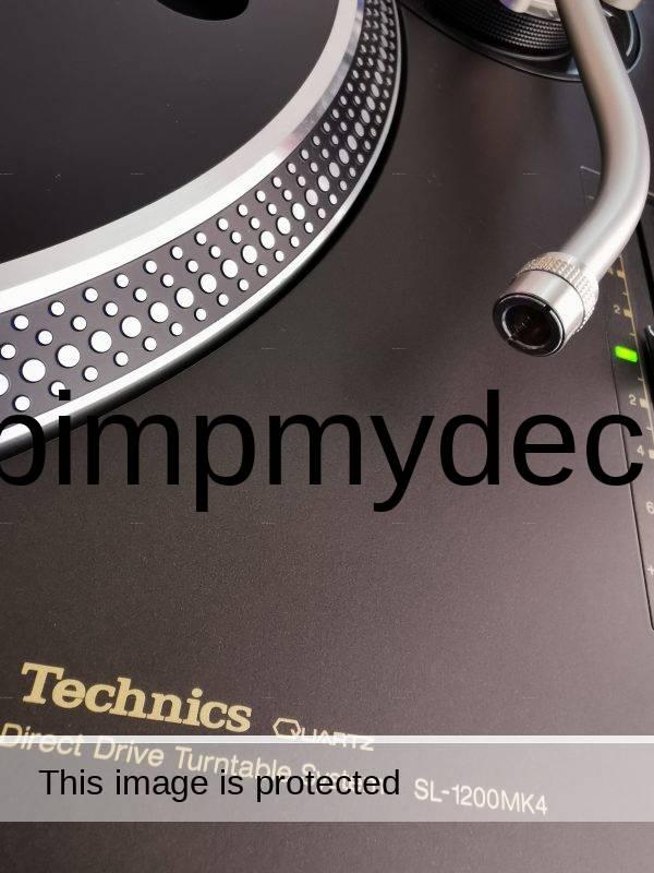 technics sl1200mk4