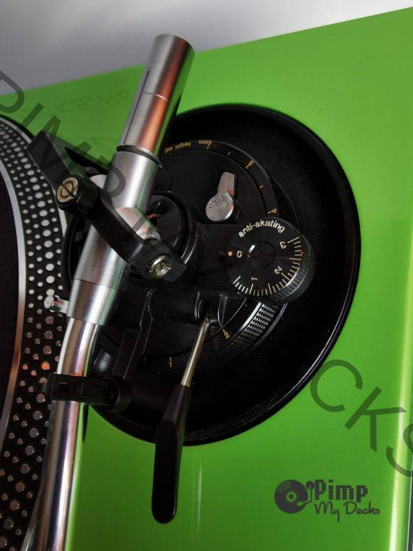 custom technics lambo green 5