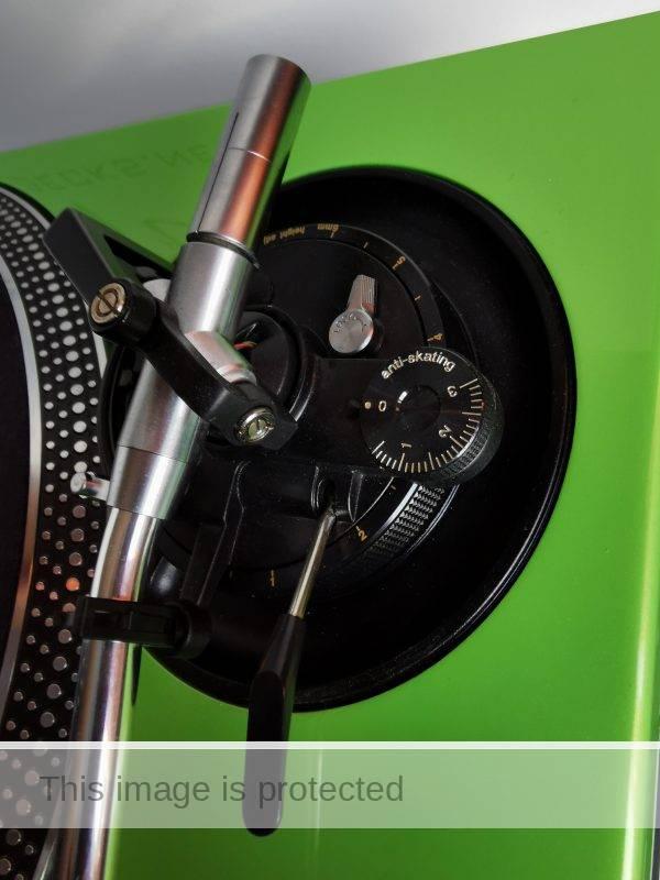 custom technics lambo green 5