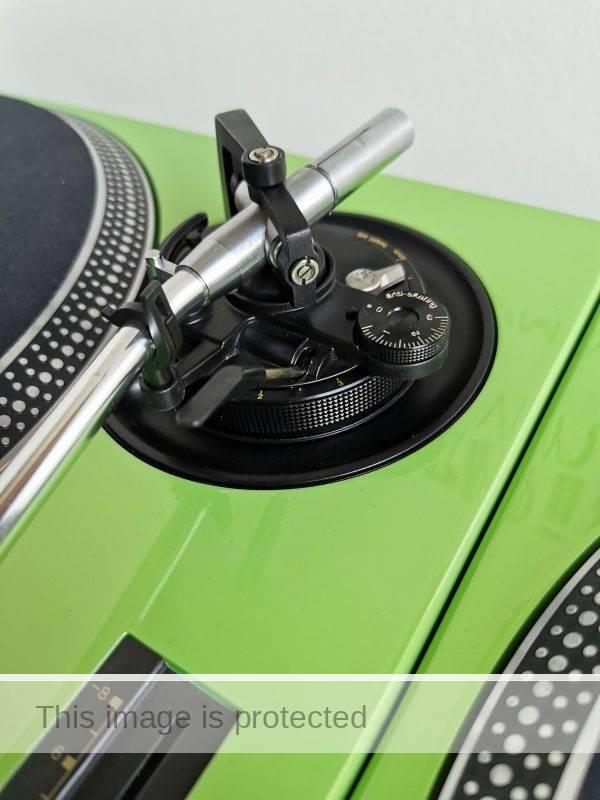 custom technics lambo green 7
